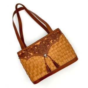 Conceal Carry Handbag American West Leather